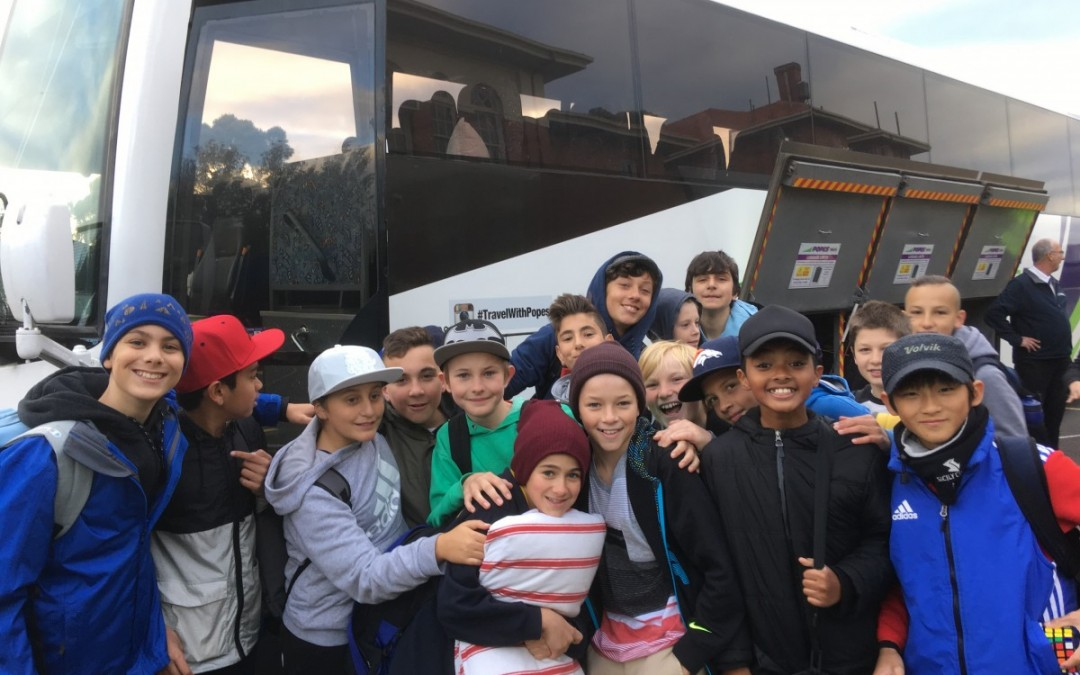 Grade 6's Head off to Kangaroobie