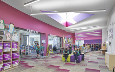 Amsleigh Park Wins School Design Award